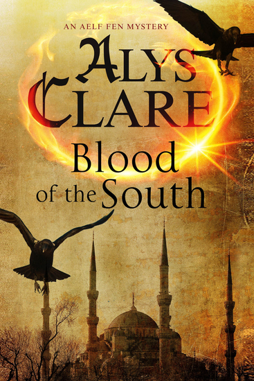 Blood of the South - A medieval mystical mystery - cover