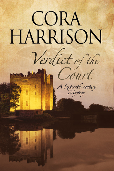 Verdict of the Court: A mystery set in sixteenth-century Ireland - cover
