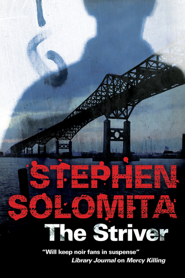 The Striver - A New York noir thriller - cover
