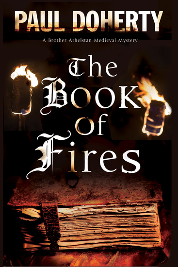 The Book of Fires - A Medieval mystery - cover