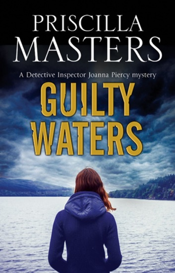 Guilty Waters - A Joanna Piercy British police procedural - cover