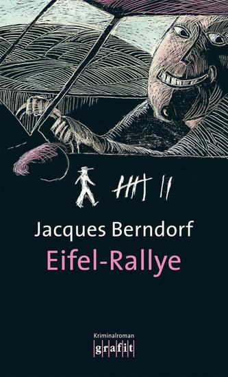 Eifel-Rallye - Der 6 Siggi-Baumeister-Krimi - cover