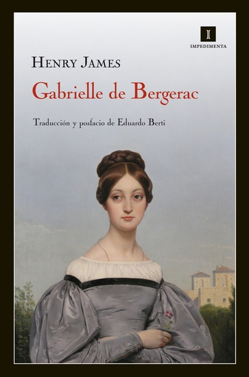 Gabrielle de Bergerac - cover