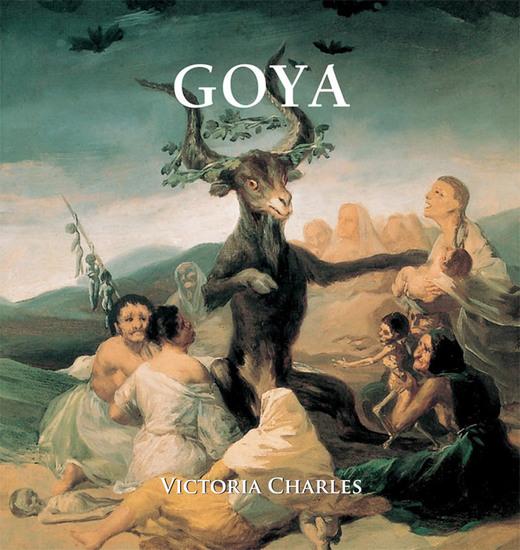 Goya - cover