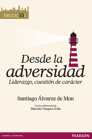 Desde la adversidad - cover