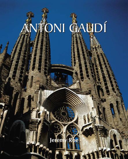 Antoni Gaudí - cover