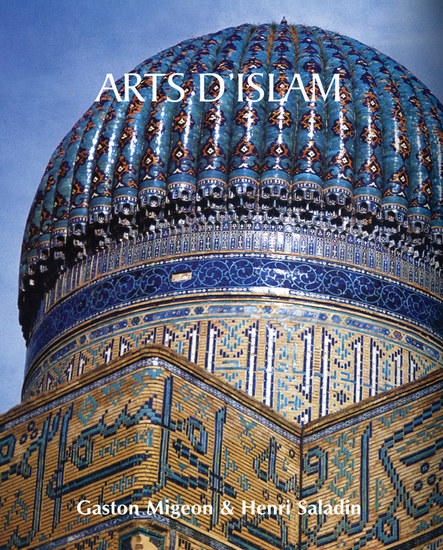 Arts d'Islam - cover
