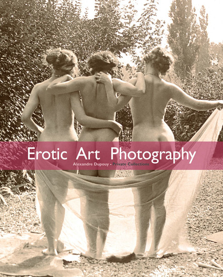 Erotic Photography - cover