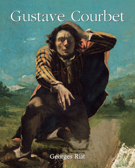 Gustave Courbet - cover