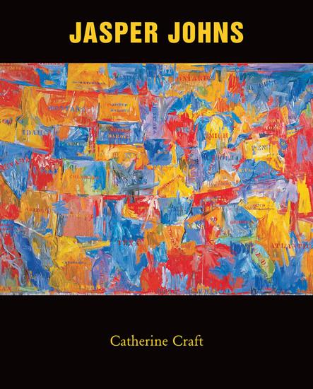 Jasper Johns - cover