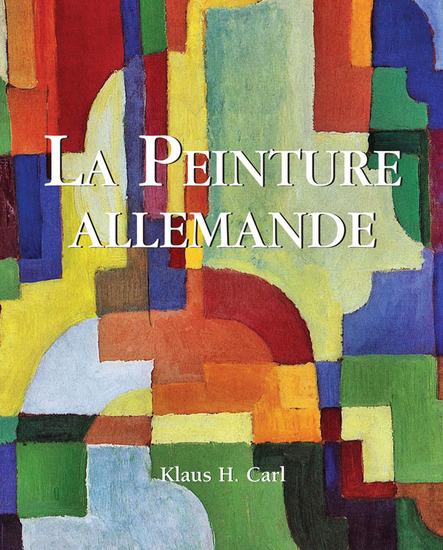 La Peinture allemande - cover
