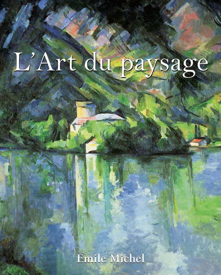 L'Art du paysage - cover