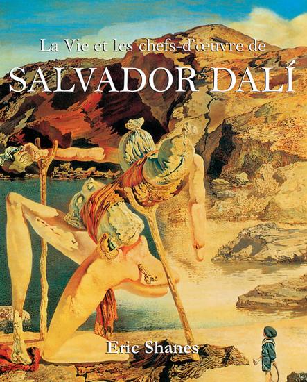 La Vie et les chefs-d'oeuvre de Salvador Dalí - cover
