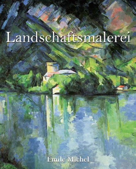 Landschaftsmalerei - cover