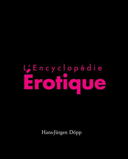 L'Encyclopédie Érotique - cover