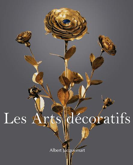 Les Arts decoratifs - cover