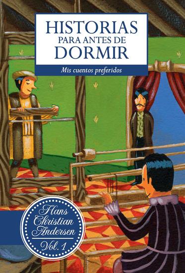 Historias para antes de dormir Vol 1 Hans Christian Andersen - cover