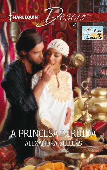 A princesa perdida - cover