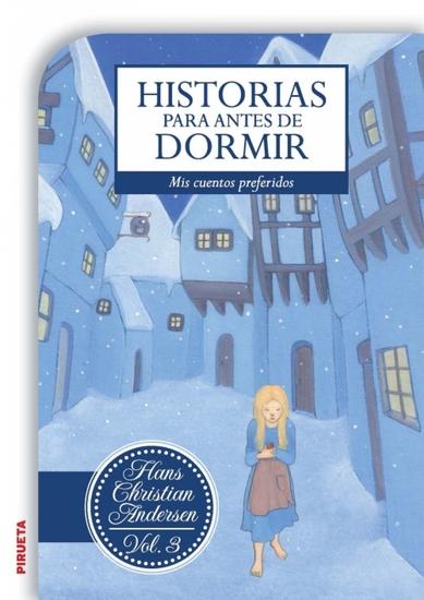 Historias para antes de dormir Vol 3 Hans Christian Andersen - cover