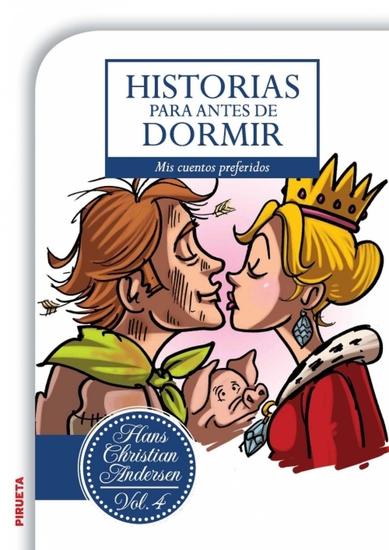 Historias para antes de dormir Vol 4 Hans Christian Andersen - cover