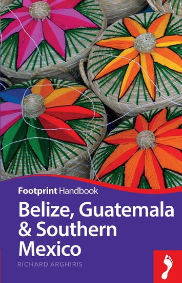 Belize Guatemala & Southern Mexico - cover