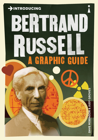 Introducing Bertrand Russell - A Graphic Guide - cover