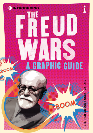 Introducing the Freud Wars - A Graphic Guide - cover