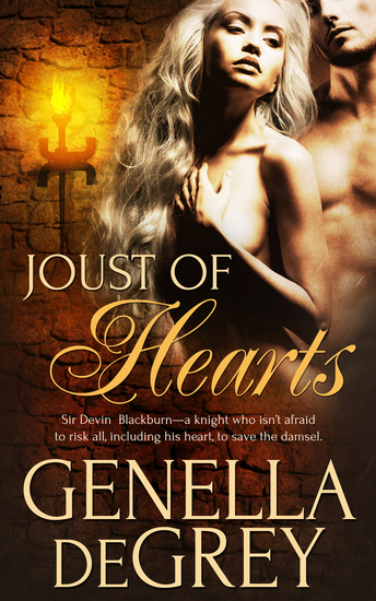 Joust of Hearts - cover