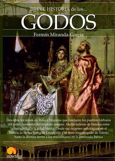 Breve historia de los godos - cover