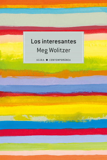 Los interesantes - cover