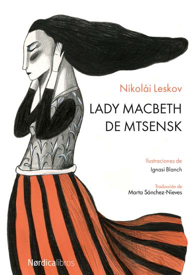Lady MacBeth de Mentsk - cover