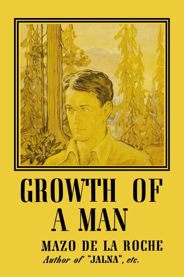 Growth of a Man - cover