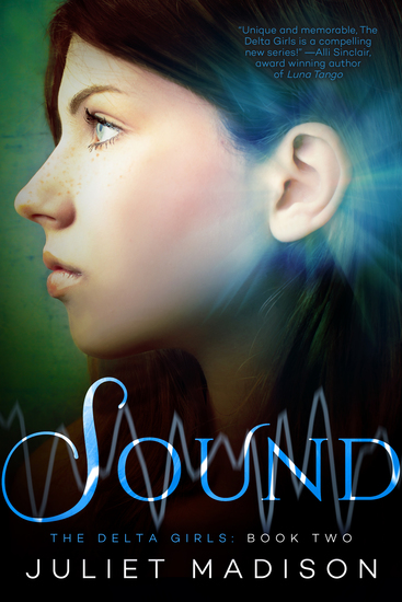 Sound - The Delta Girls - Book Two - cover