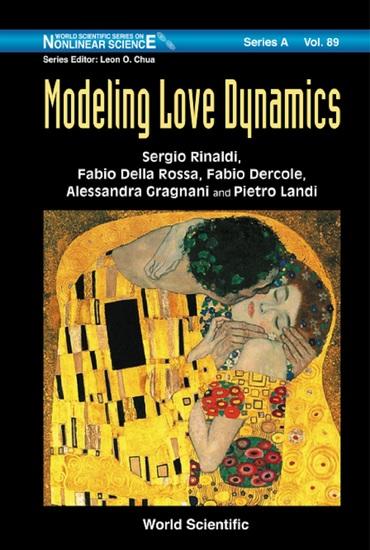 Modeling Love Dynamics - cover