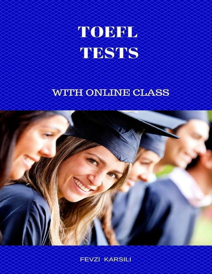 Toefl Tests - cover