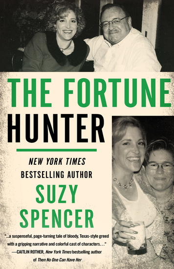The Fortune Hunter - cover