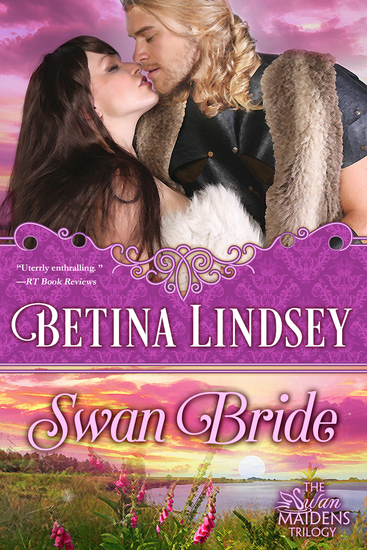 Swan Bride - The Swan Maiden Trilogy - Book One - cover