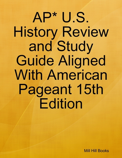 american history midterm study guide