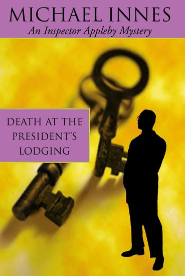 Death At The President's Lodging - Seven Suspects - cover