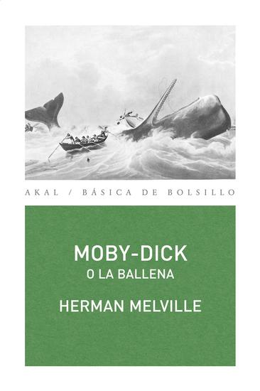 Moby-Dick o la Ballena - cover