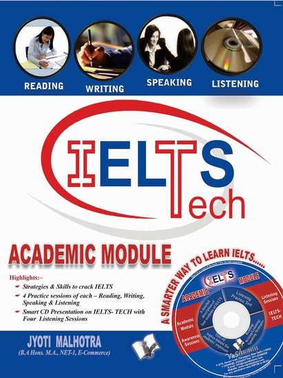 IELTS - Academic Module (book - 1) - cover