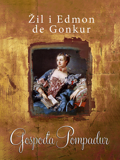 Gospođa Pompadur - cover