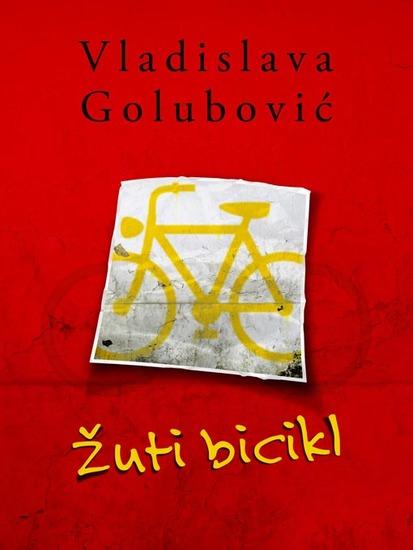 Žuti bicikl - cover