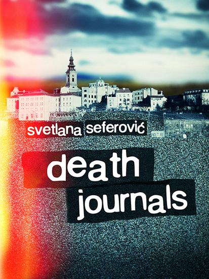 Death Journals (Death Journals #1) - cover