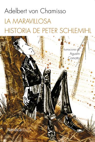 La maravillosa historia de Peter Schlemilh - cover