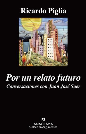 Por un relato futuro - cover