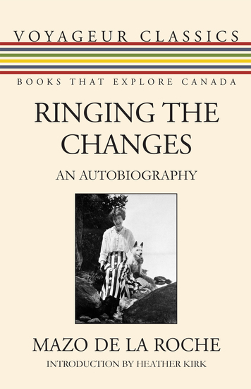 Ringing the Changes - An Autobiography - cover