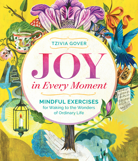 Joy in Every Moment - Mindful Exercises for Waking to the Wonders of Ordinary Life - cover