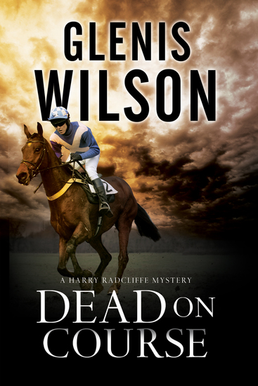 Dead on Course - A contemporary horse racing mystery - cover
