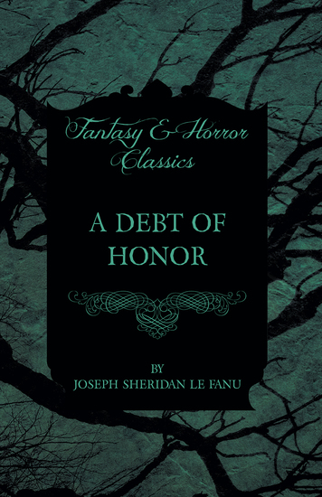 A Debt of Honor - cover